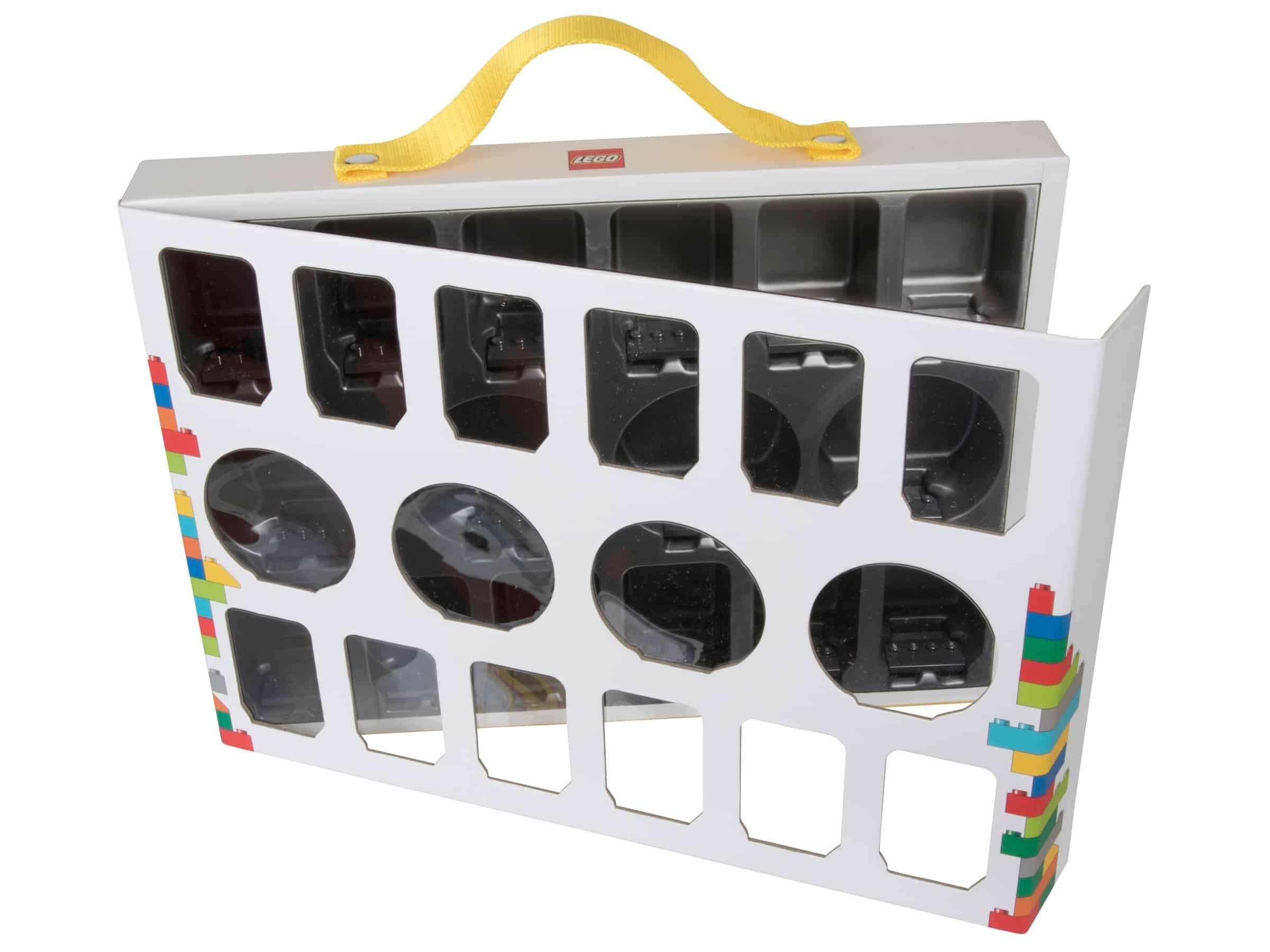 lego iconic minifiguur draagdoos 851399