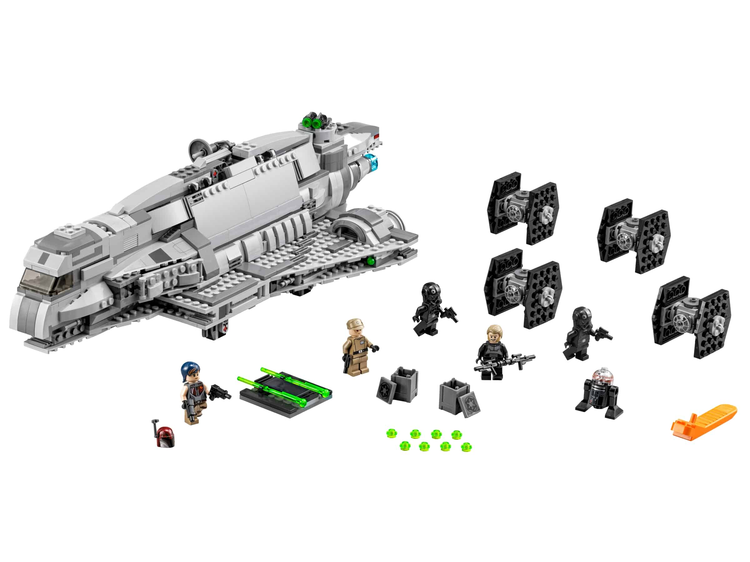 lego imperial assault carrier 75106