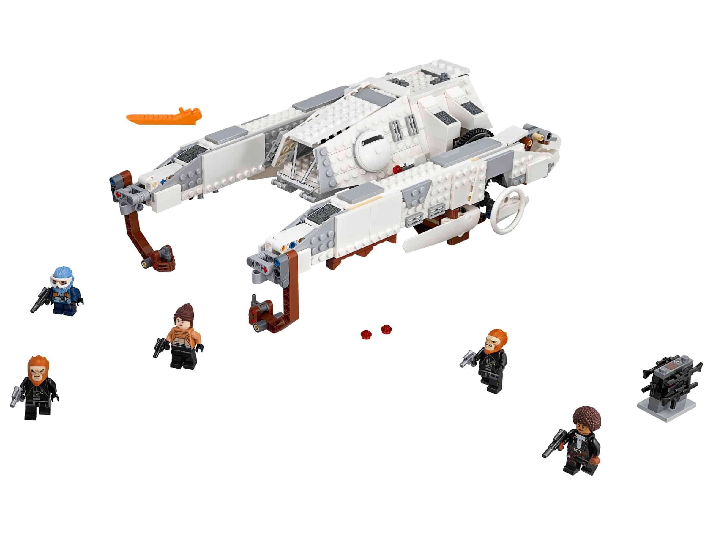 lego imperial at hauler 75219