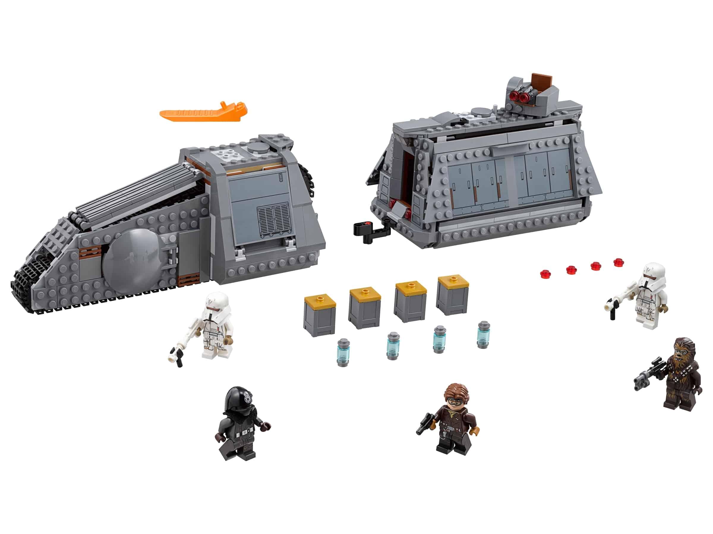 lego imperial conveyex transport 75217