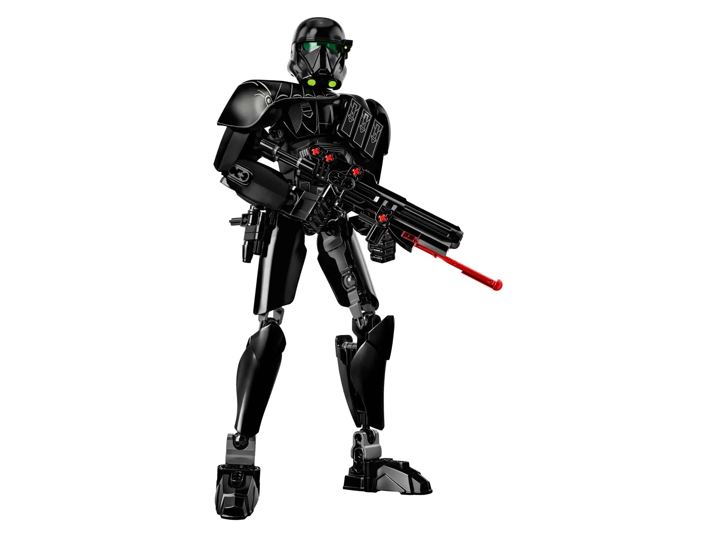 lego imperial death trooper 75121