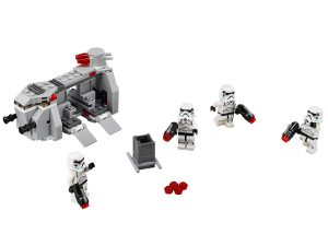 lego imperial troop transport 75078