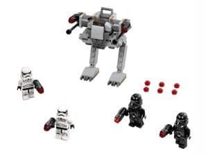 lego imperial trooper battle pack 75165