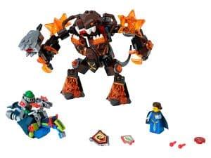 lego infernox neemt de koningin gevangen 70325