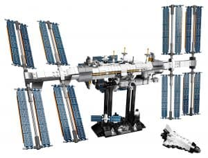 lego internationaal ruimtestation 21321