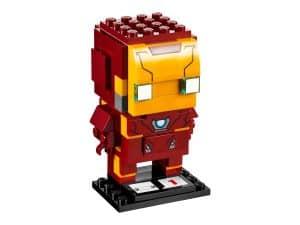 lego iron man 41590