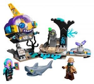 lego j b s duikboot 70433