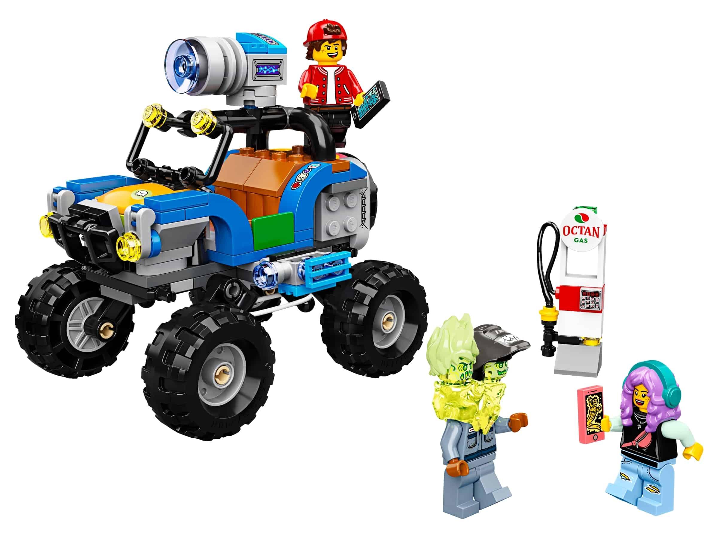 lego jacks strandbuggy 70428
