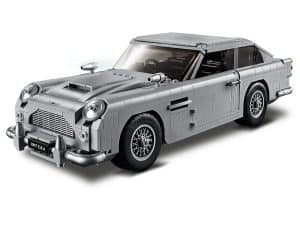 lego james bond aston martin db5 10262