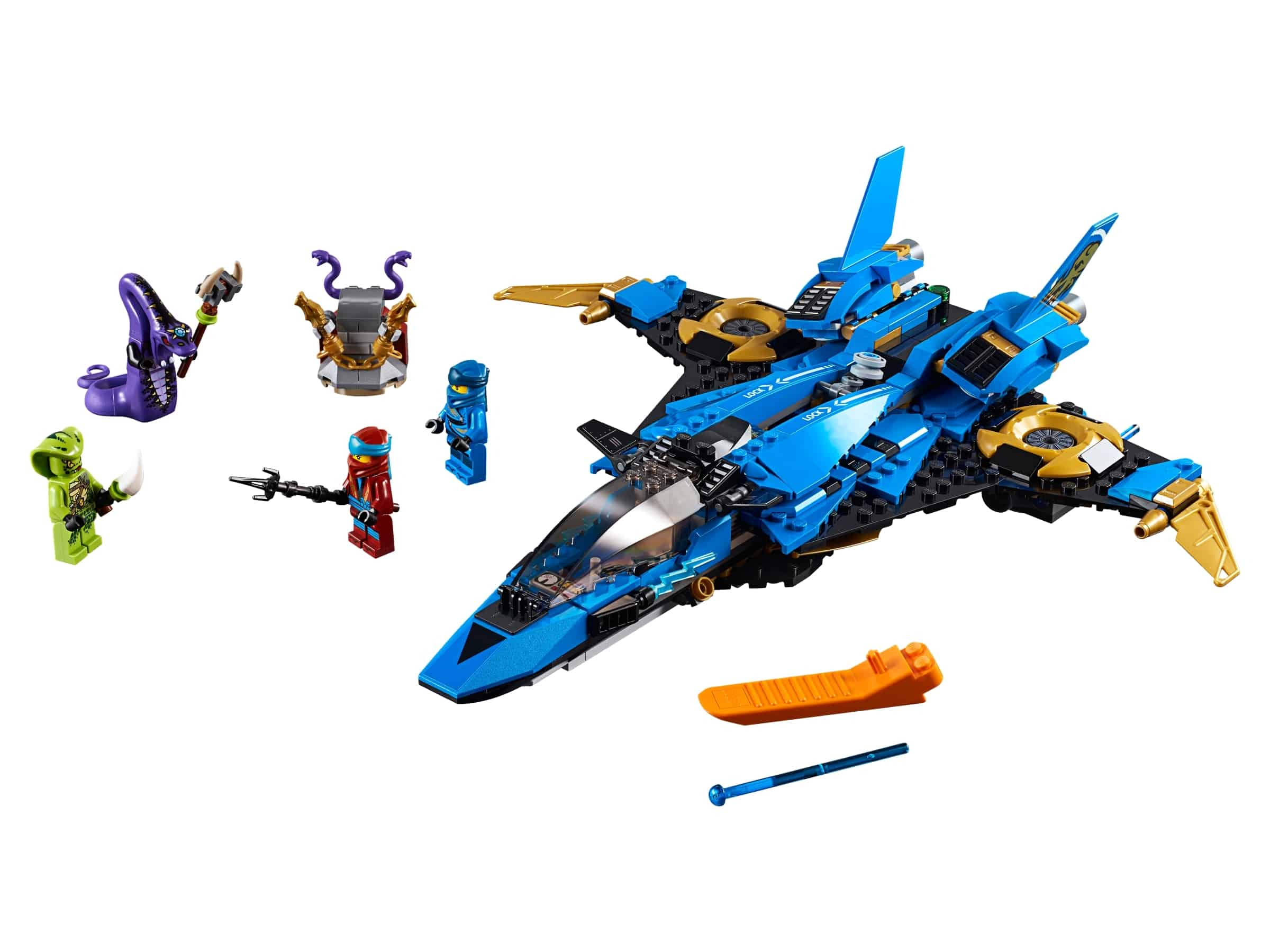 lego jays storm fighter 70668