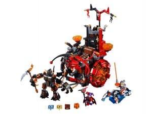 lego jestros evil mobile 70316