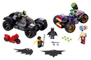 lego jokers trike achtervolging 76159