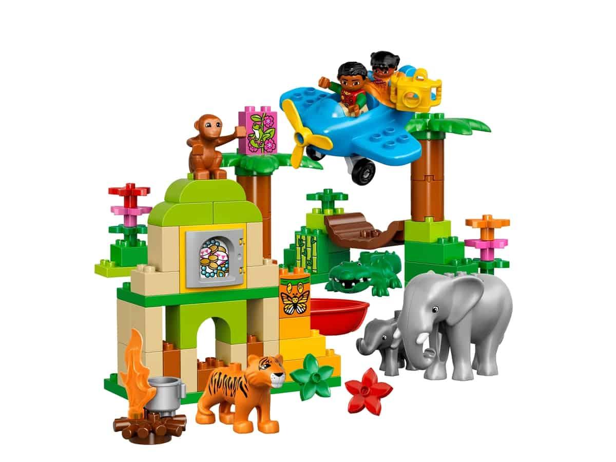 lego jungle 10804