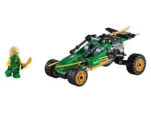 lego jungle aanvalsvoertuig 71700