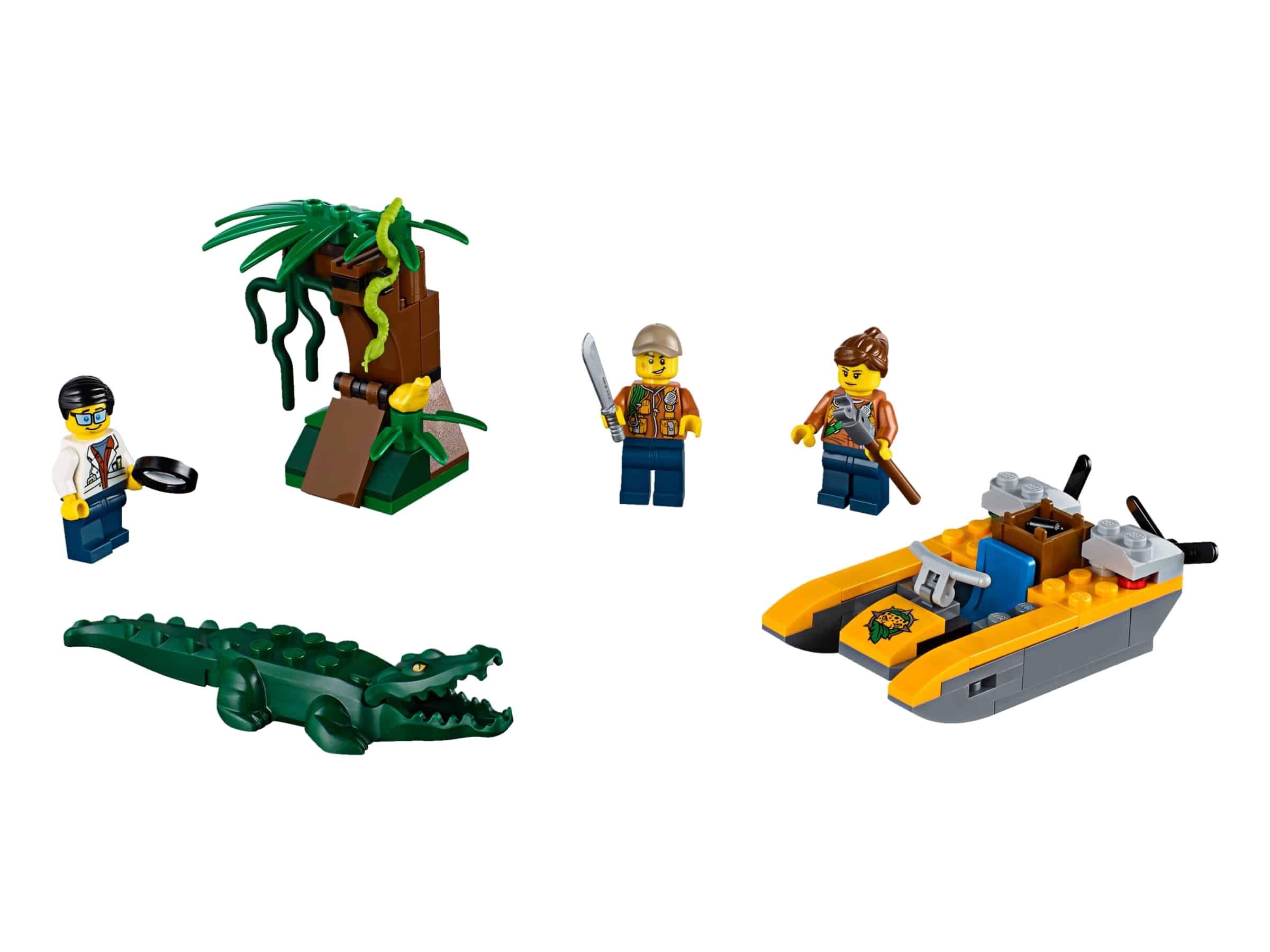 lego jungle startset 60157