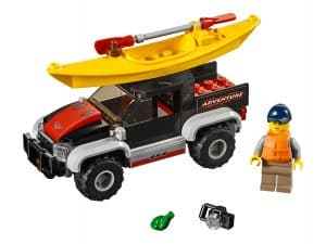 lego kajak avontuur 60240