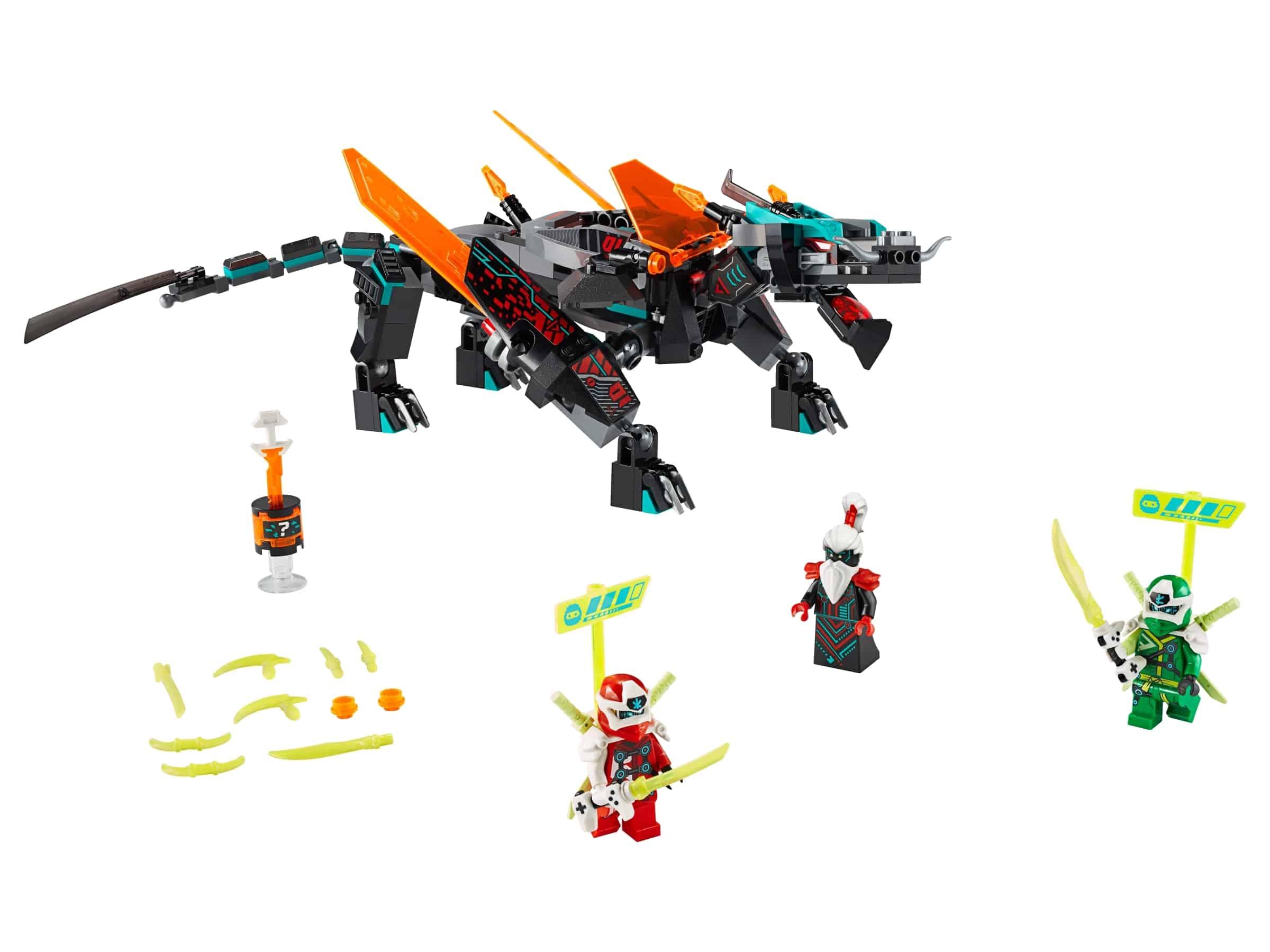 lego keizerrijk draak 71713
