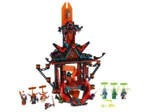 lego keizerrijk tempel van de waanzin 71712