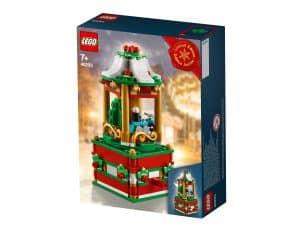 lego kerstdraaimolen 40293