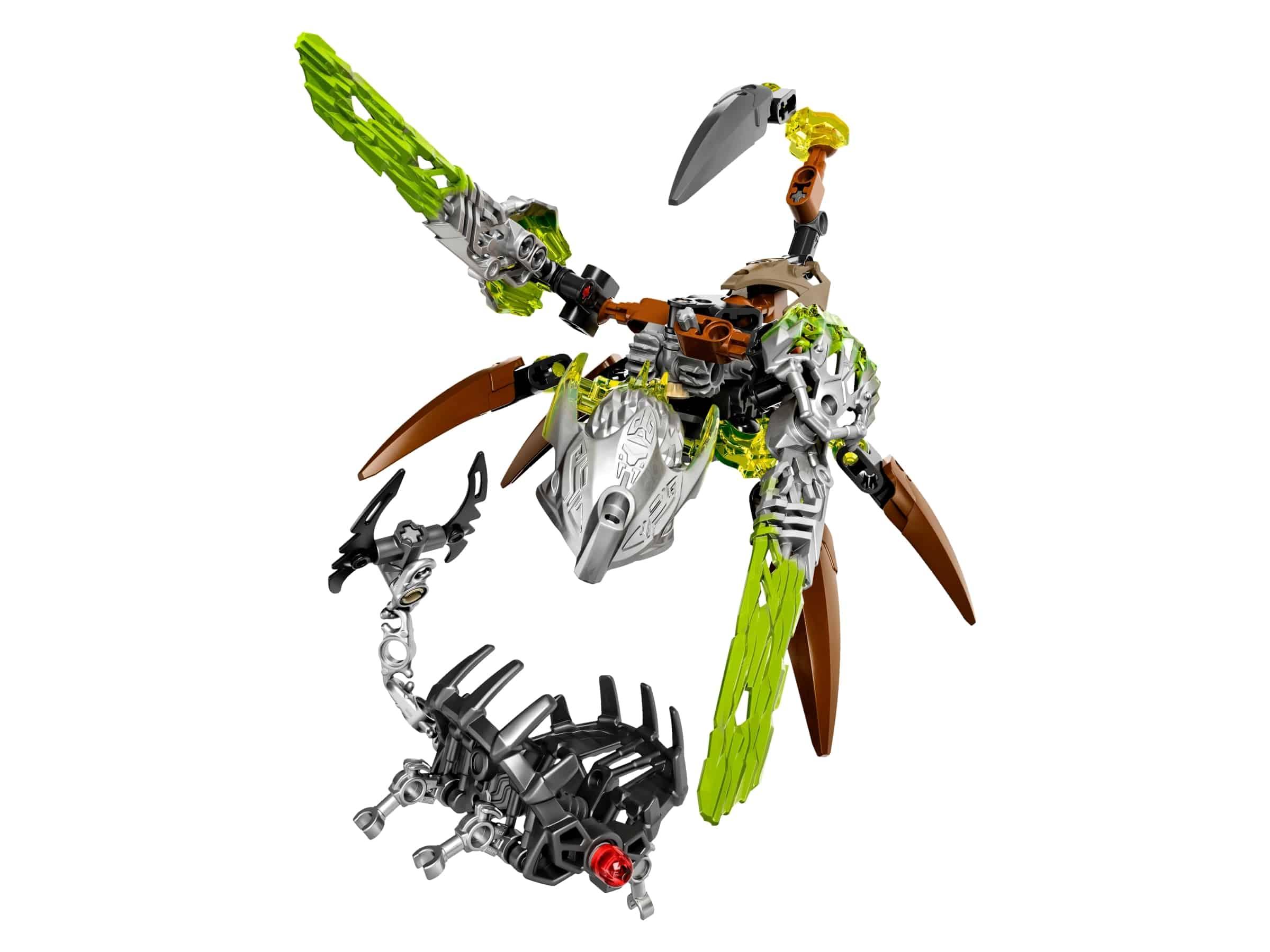 lego ketar schepsel van het gesteente 71301