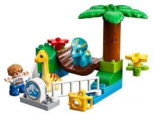 lego kinderboerderij met vriendelijke reuzen 10879
