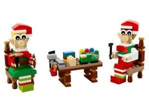 lego kleine elfhulpjes 40205