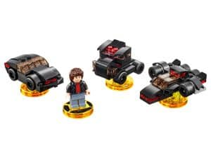 lego knight rider fun pack 71286
