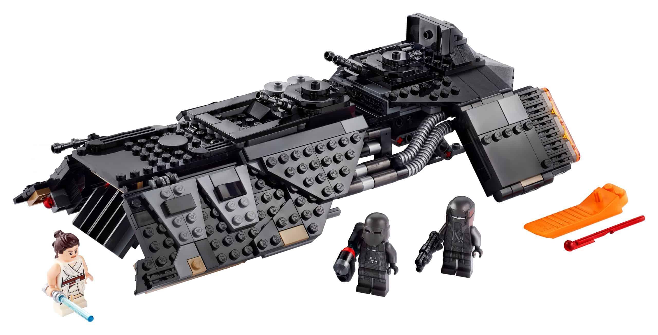 lego knights of ren transportschip 75284 scaled