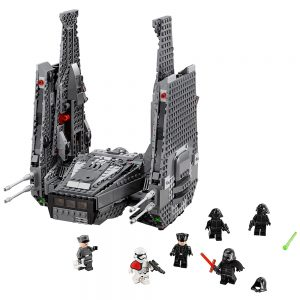 lego kylo rens command shuttle 75104