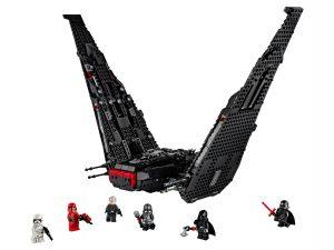 lego kylo rens shuttle 75256