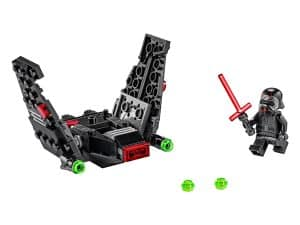 lego kylo rens shuttle microfighter 75264