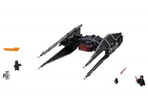 lego kylo rens tie fighter 75179