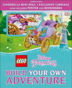 lego l disney princess build your own adventure 5005655