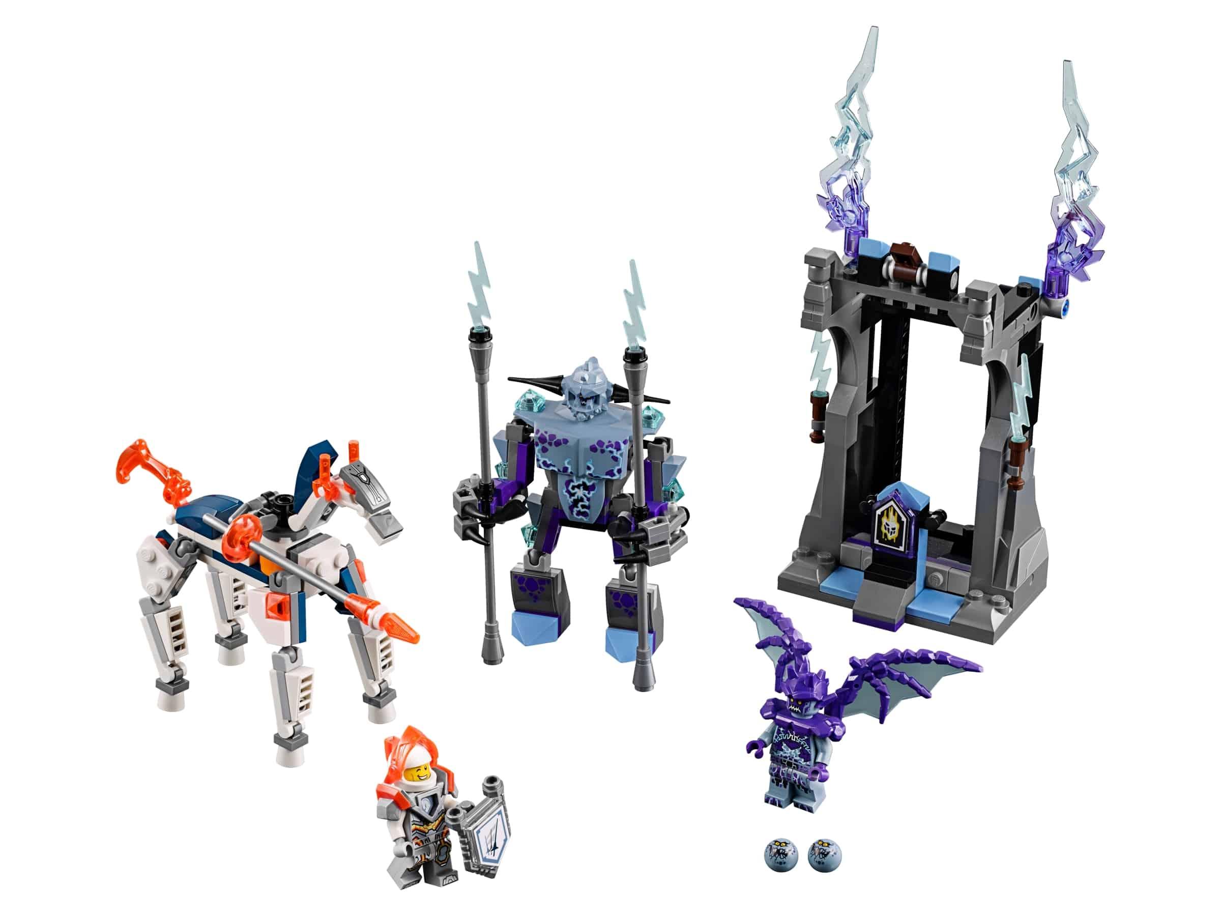 lego lance vs bliksem 70359