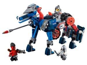 lego lances mecha paard 70312