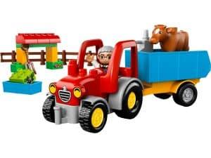 lego landbouwtractor 10524