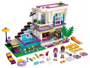 lego livis popsterrenhuis 41135