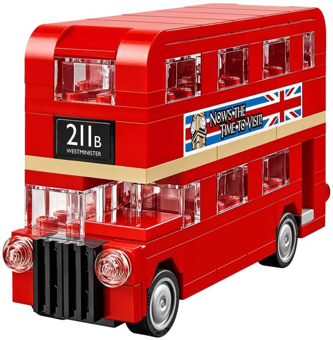 LEGO® Londense bus 40220