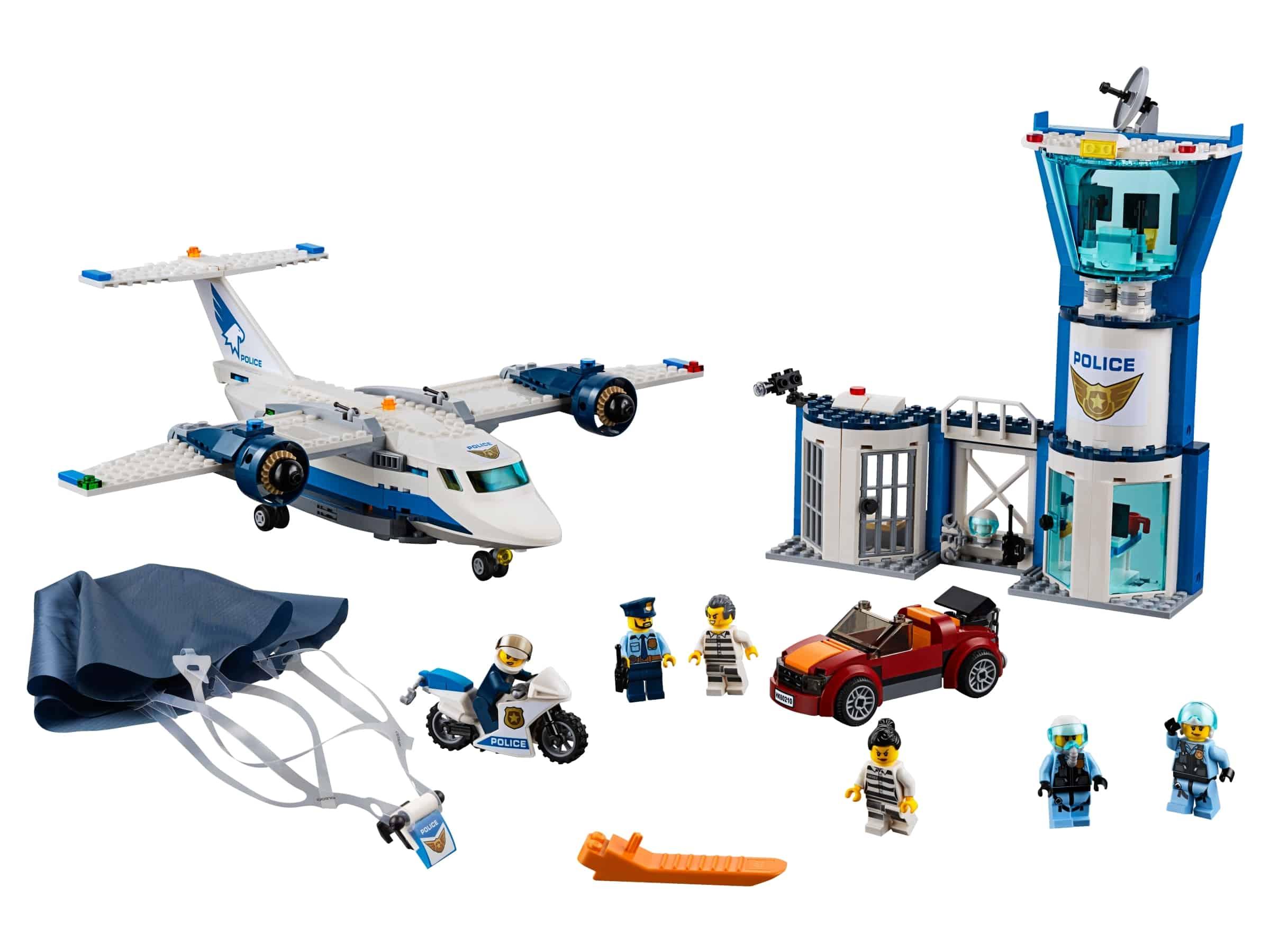 lego luchtpolitie luchtmachtbasis 60210