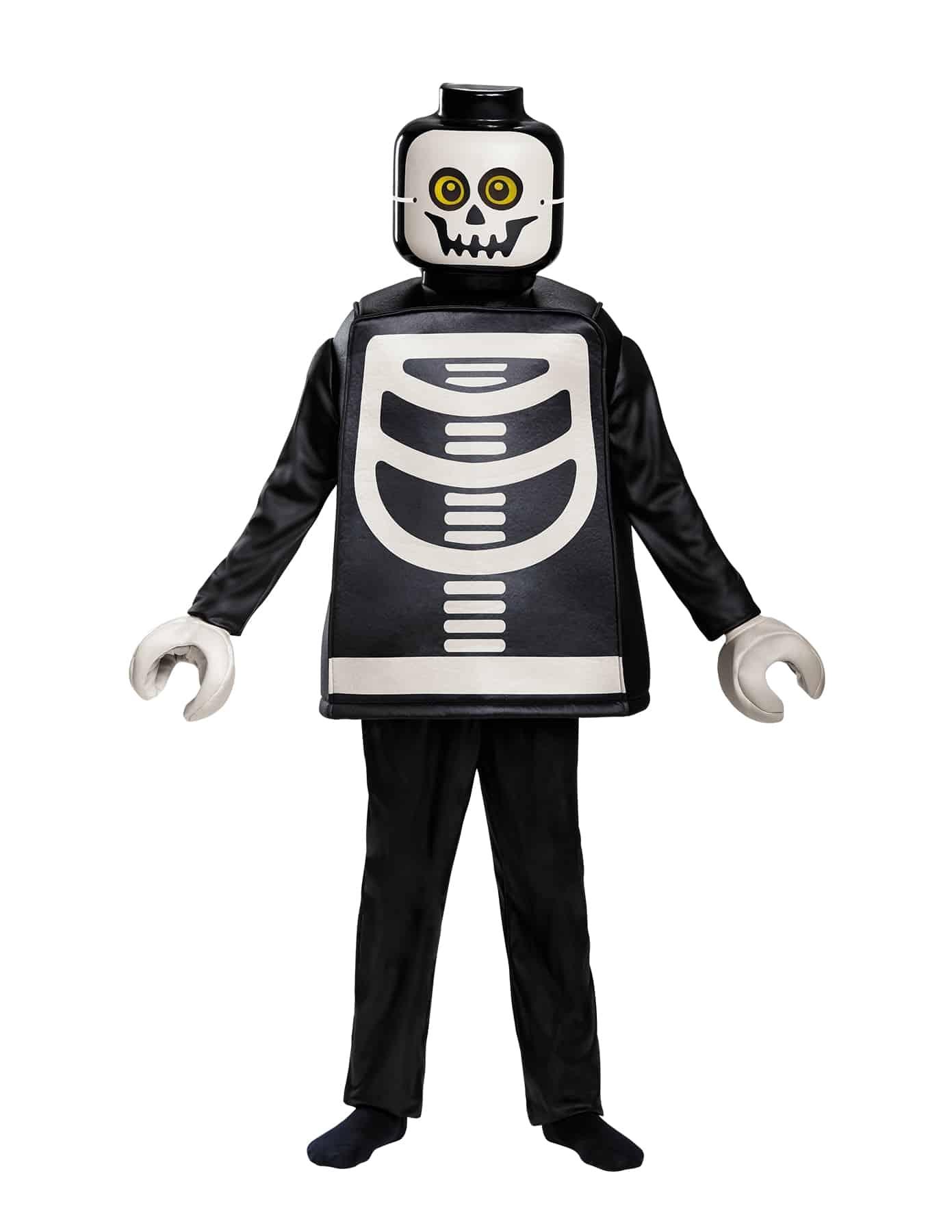 lego luxe skeletkostuum 5006010