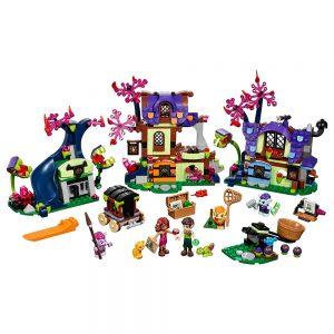 lego magische redding uit het goblin dorp 41185