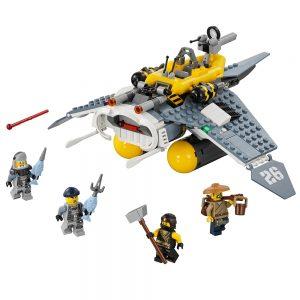 lego mantarog bommenwerper 70609