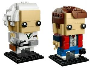 lego marty mcfly en doc brown 41611