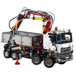 lego mercedes benz arocs 3245 42043