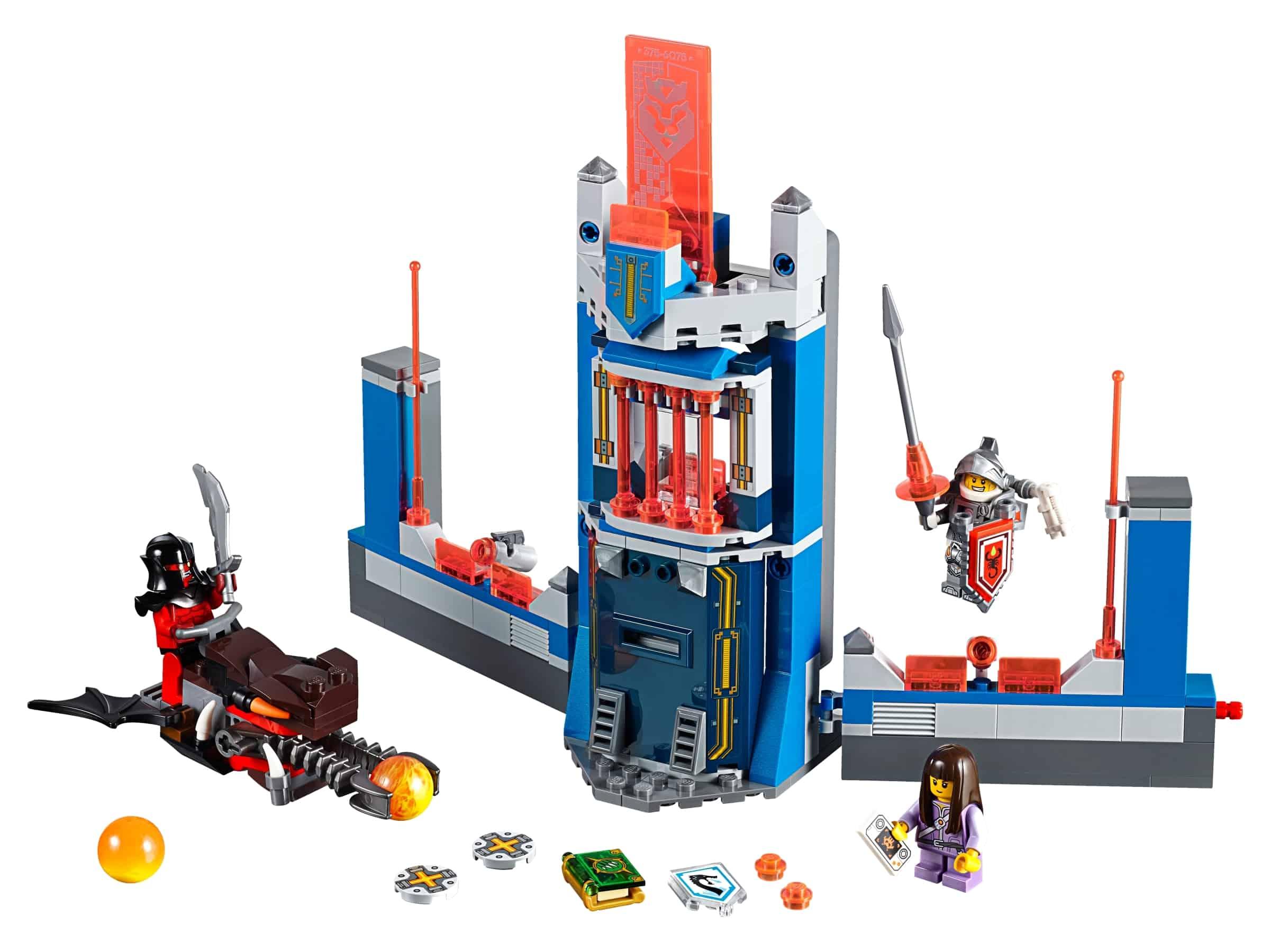 lego merlok bibliotheek 2 0 70324