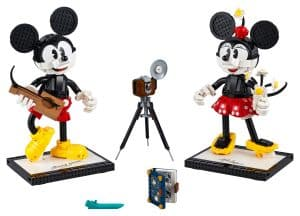 lego mickey mouse minnie mouse personages om zelf te bouwen 43179