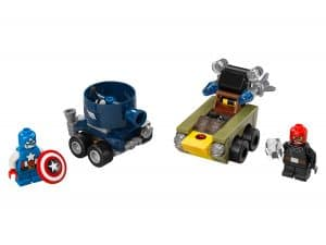 lego mighty micros captain america vs red skull 76065
