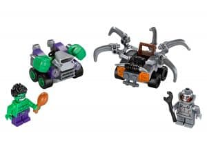 lego mighty micros hulk vs ultron 76066