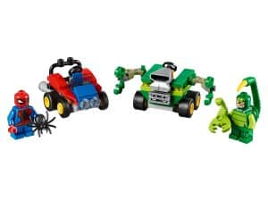 lego mighty micros spider man vs scorpion 76071