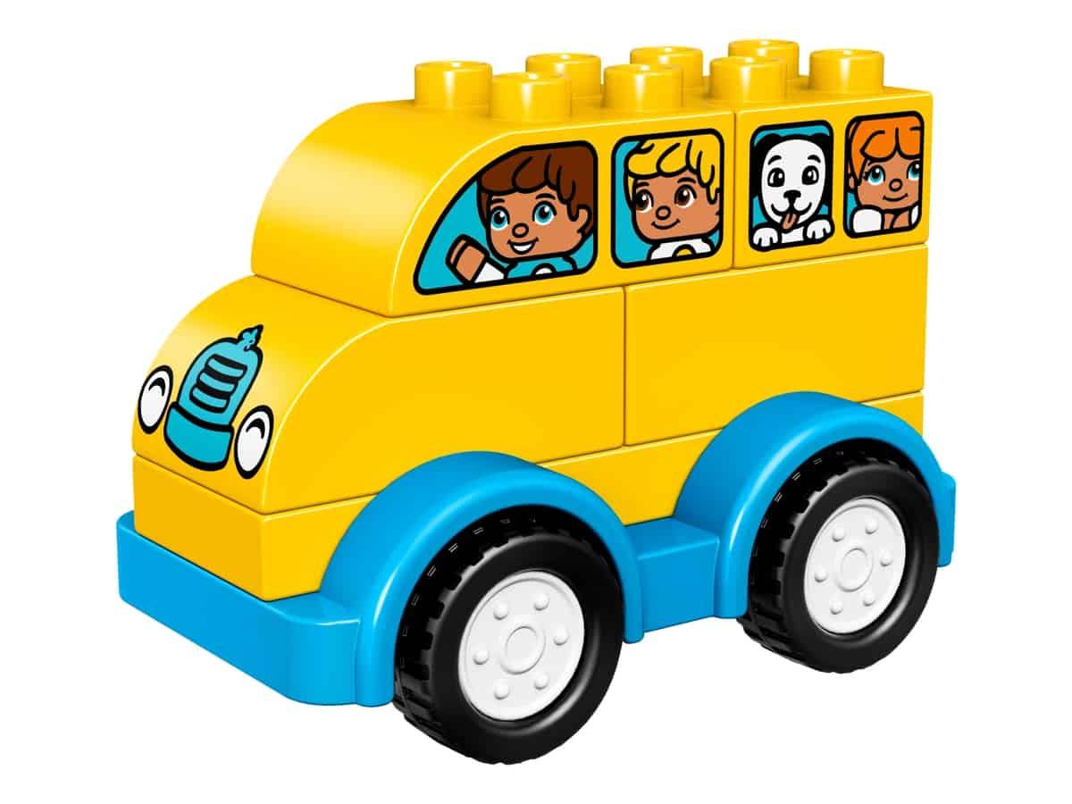 lego mijn eerste bus 10851